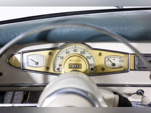 1957 Borgward H 1500 Isabella For Sale (picture 6 of 12)