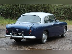 1963 Bristol 407 in blue with silver roof For Sale (picture 3 of 6)