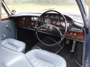 1963 Bristol 407 in blue with silver roof For Sale (picture 4 of 6)