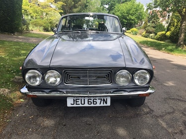 Picture of 1975 Bristol 411 Series 4 For Sale