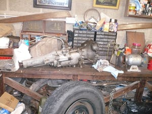 1951 Very rare survivor originally LHD with parts to convert back For Sale (picture 7 of 12)