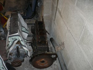 1951 Very rare survivor originally LHD with parts to convert back For Sale (picture 8 of 12)