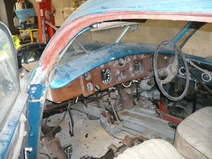 1951 Very rare survivor originally LHD with parts to convert back For Sale (picture 12 of 12)