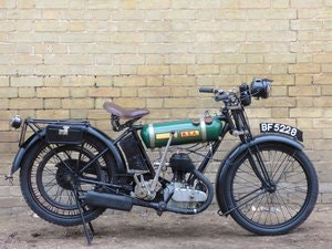 Picture of 1925 BSA B25 Round Tank 250cc SOLD
