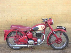 Picture of 1955 BSA C11G 250cc SOLD
