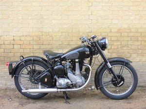 Picture of 1951 BSA B31 350cc SOLD
