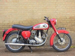 Picture of 1957 BSA B31 350cc SOLD