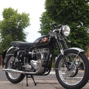 Picture of 1961 BSA Tribsa With Triumph Alloy T100 RESERVED FOR PETER. SOLD