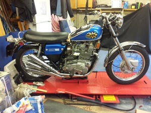 1971 BSA Rocket 3 Price reduced Force. Corona Job loss. For Sale (picture 2 of 6)