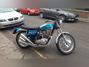 1971 BSA Rocket 3 Price reduced Force. Corona Job loss. For Sale (picture 4 of 6)