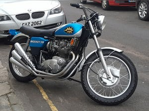 1971 BSA Rocket 3 Price reduced Force. Corona Job loss. For Sale (picture 6 of 6)