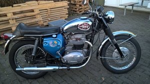 Picture of BSA A50 Royal star 1969 SOLD