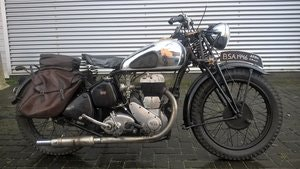 Picture of BSA WM 20 girder . 600 CC 1946 For Sale