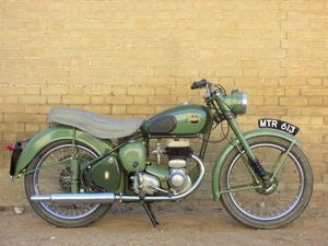 Picture of 1954 BSA C10L 250cc SOLD