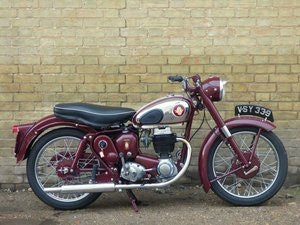 Picture of 1956 BSA C12 250cc SOLD