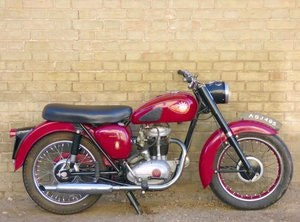 Picture of 1960 BSA C15 250cc SOLD