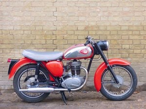Picture of 1962 BSA C15 250cc SOLD