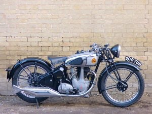 Picture of 1939 BSA B24 Silver Star 350cc SOLD