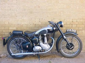 Picture of 1947 BSA B31 350cc SOLD
