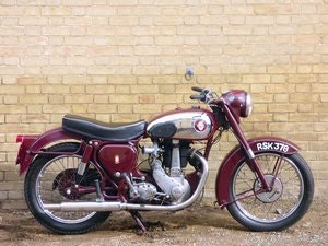 Picture of 1955 BSA B31 350cc SOLD