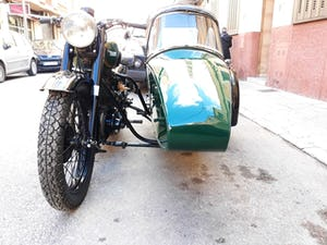 1954 BSA M21  600cc. with BSA sidecar - UK plates. For Sale (picture 3 of 6)