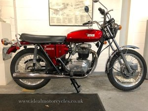Picture of 1972 1974 BSA A65 Lightning SOLD