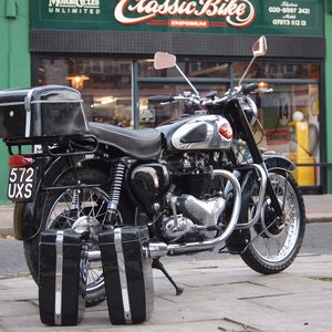 Picture of 1960 BSA A10 650 With Correct Number, Lovely Condition. SOLD