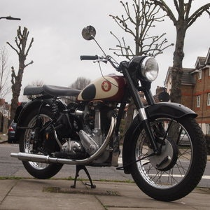 Picture of 1957 BSA M33 499cc Plunger, RESERVED FOR PAUL. SOLD