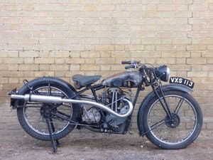 Picture of 1933 BSA B33-3 Blue Star Junior 250cc SOLD