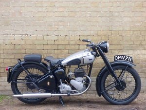 Picture of 1947 BSA C10 250cc SOLD