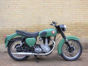 Picture of 1958 BSA B31 350cc SOLD