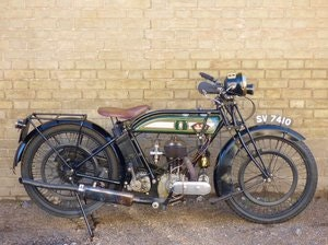 Picture of 1925 BSA S25 500cc SOLD