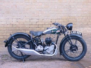 Picture of 1932 BSA Model W6 500cc SOLD