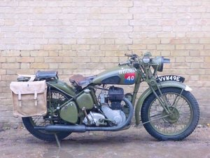 Picture of 1944 BSA WM20 500cc SOLD
