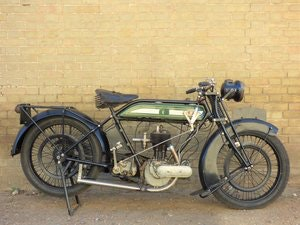 Picture of 1926 BSA H26 557cc SOLD