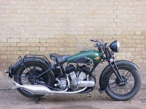 Picture of 1937 BSA G14 1000cc SOLD