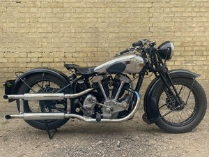 Picture of 1936 BSA Y13 750cc SOLD