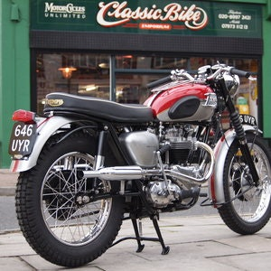Picture of 1970 Wanted All Classic Motorcycles //1930's To // 1980's For Sale