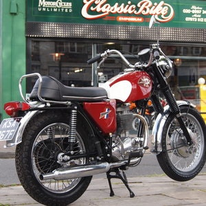 Picture of 1968 BSA B44 Shooting Star 441cc RESERVED FOR ELLIS. SOLD