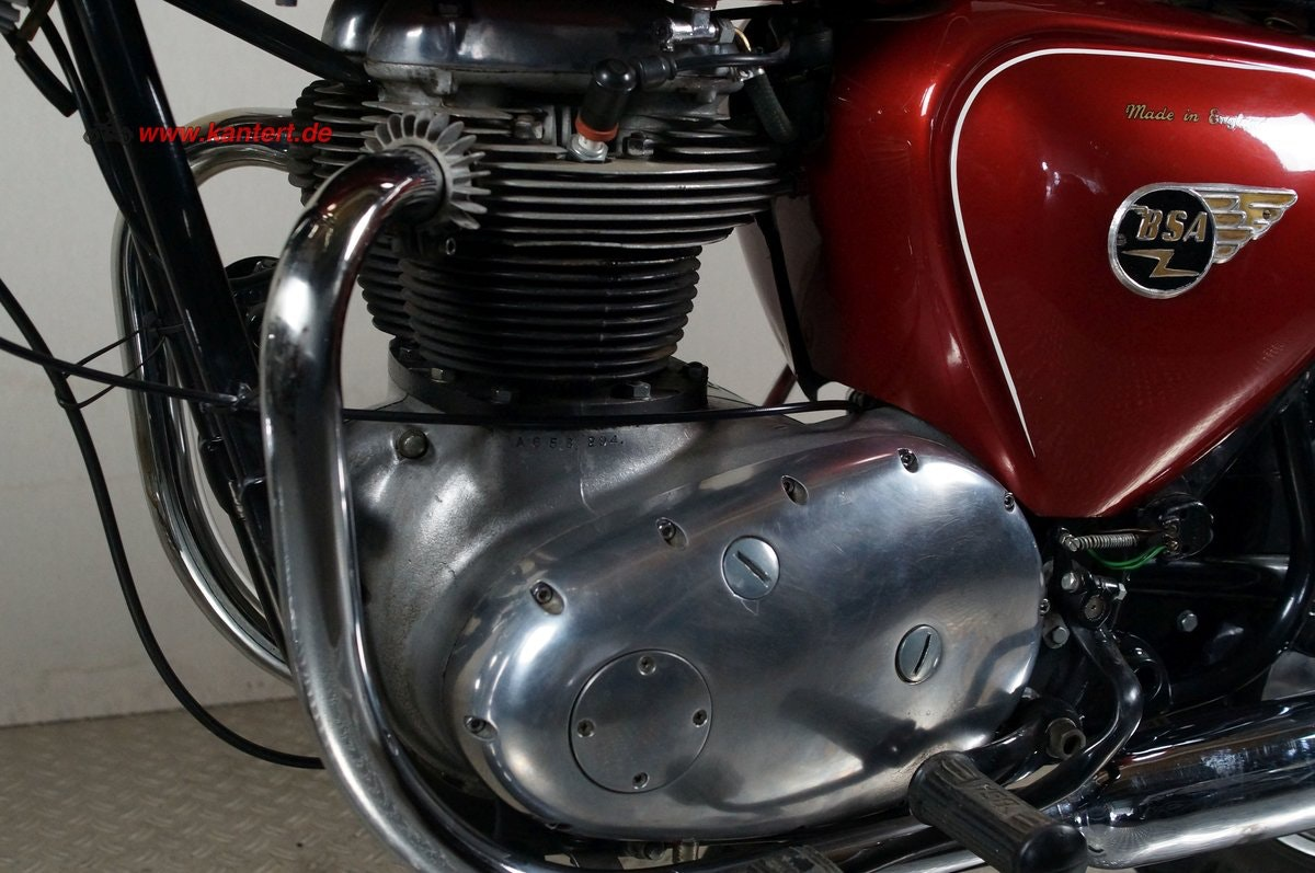 1964 BSA A 65 Rocket, 654 cc, 38 hp For Sale (picture 5 of 6)