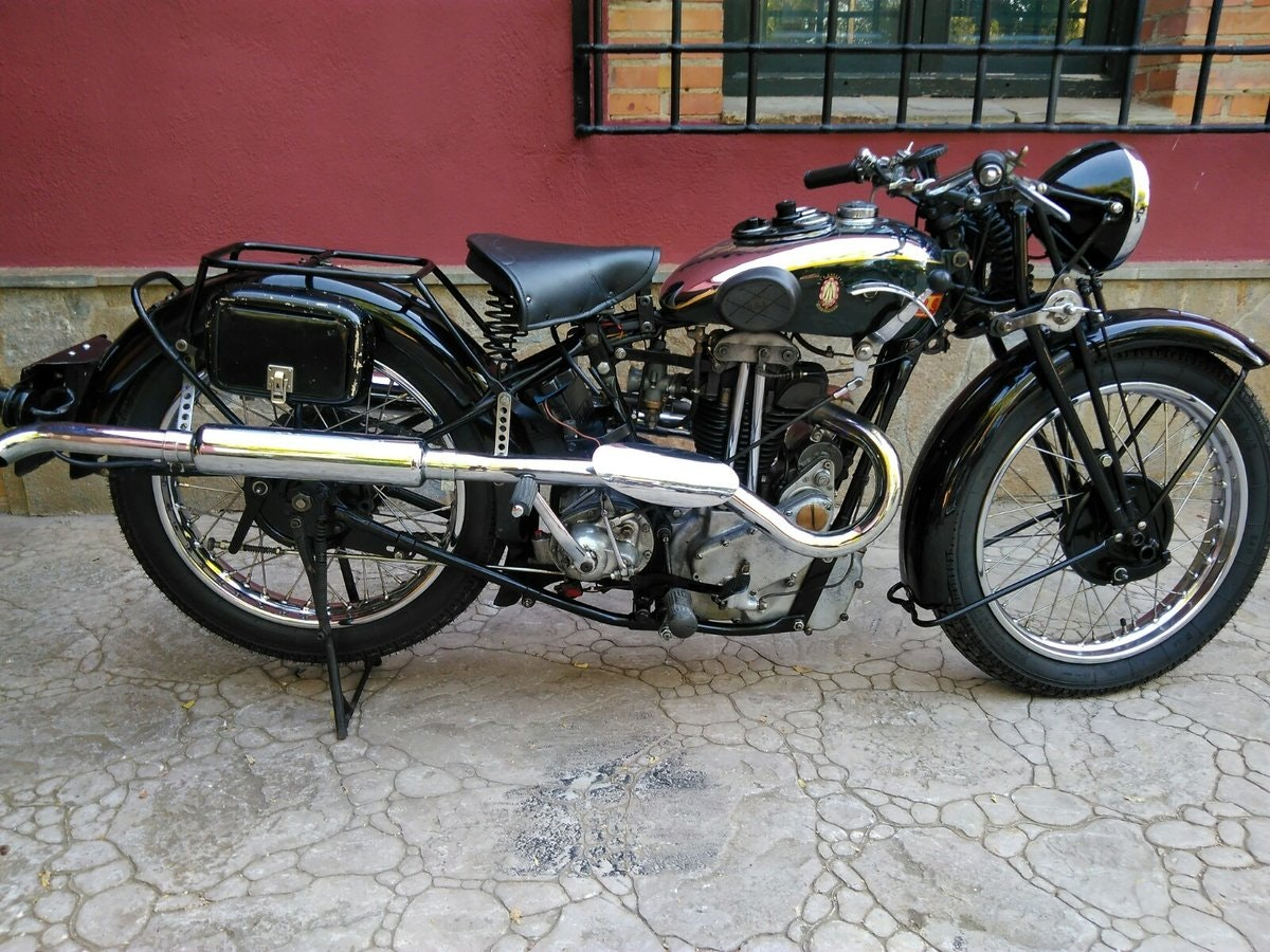 1933 BSA W33 500cc For Sale (picture 1 of 6)