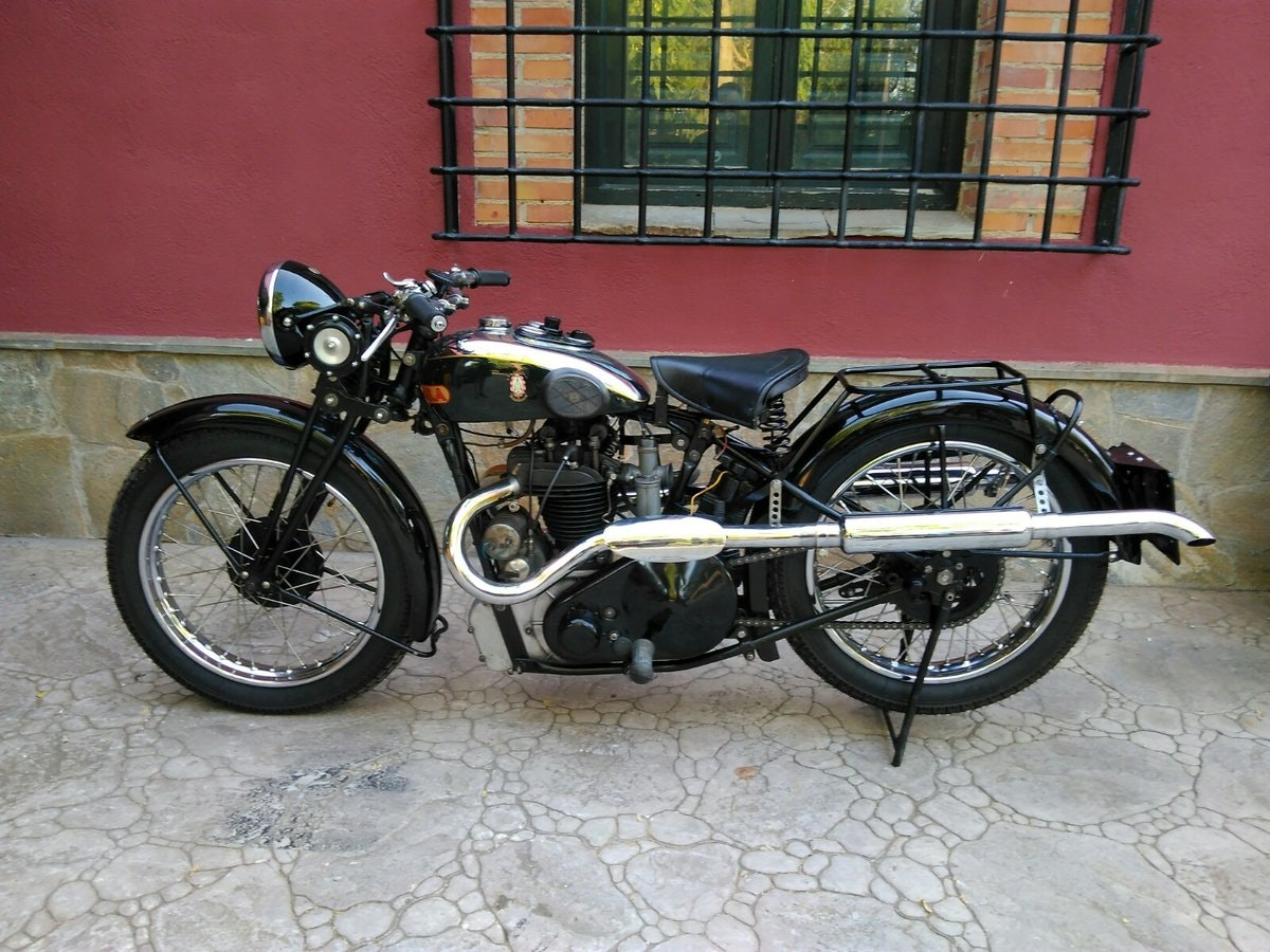 1933 BSA W33 500cc For Sale (picture 2 of 6)