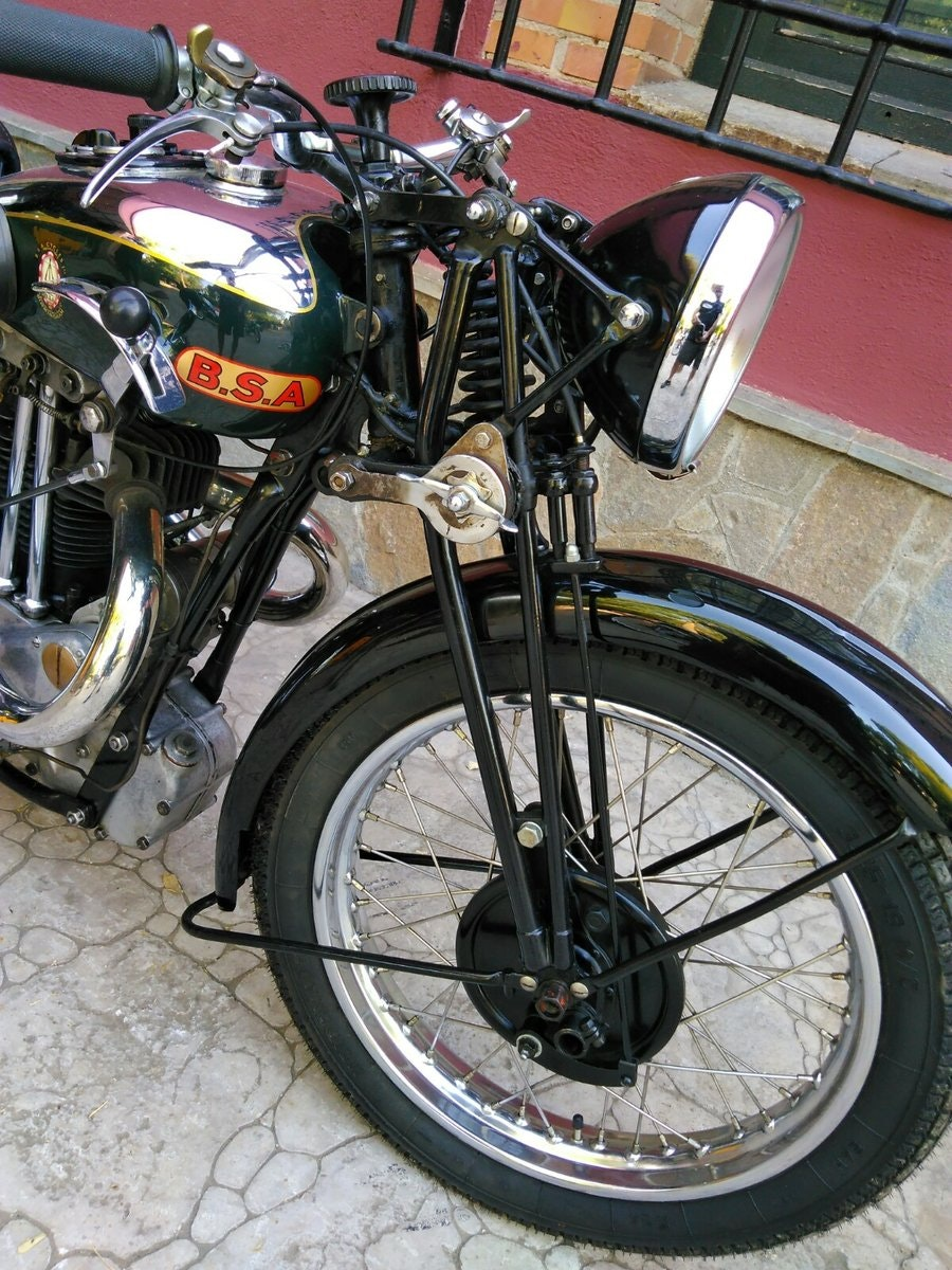 1933 BSA W33 500cc For Sale (picture 6 of 6)