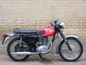 Picture of 1969 BSA B25 Starfire 250cc SOLD