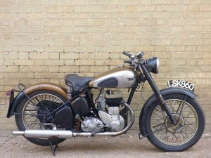 Picture of 1950 BSA M21 600cc SOLD