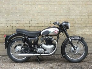 Picture of 6150 1957 BSA A10 650cc SOLD