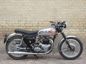 Picture of 1958 BSA A10 Rocket Gold Star replica 650cc SOLD