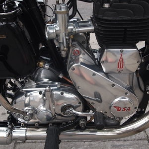 Picture of 1960 BSA M21 600 Same Keeper For 30 Years, RESERVED FOR JOHN. SOLD