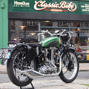 Picture of 1937 BSA 500 Empire Star, RESERVED FOR JOHN. SOLD