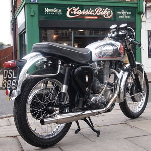 Picture of 1955 BSA Gold Star 350 With Amal And GP Carb, Nice Motorcycle. For Sale